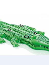cheap -Water Play Equipment Inflatable Pool Fun PVC(PolyVinyl Chloride) Summer Crocodile Pool Kid's Adults'