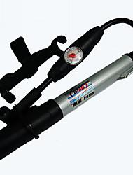cheap -Mini Bike Pump Durable For Mountain Bike / MTB Road Bike Cycling / Bike BMX Recreational Cycling Cycling Bicycle Aluminium Alloy Black 1 pcs
