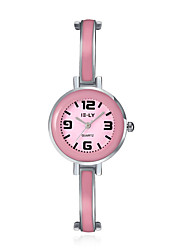 cheap -2016 Jewelora Luxury Noble Fashion Pink Quartz Women Party Watches