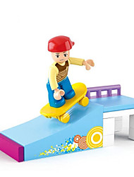 cheap -Building Blocks For Gift  Building Blocks / ABS Rainbow Toys