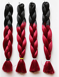cheap -kanekalon-jumbo-box-braid-hair-two-tone-black-mix-red-color-length-20-100g-ombre-braiding-hair-for-women