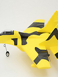 cheap -Aerial Remote Control Aircraft Large Toy Glider Epp S Su-27 Model