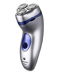 cheap -Electric Shaver Men Face Electric Pivoting Head Stainless Steel FLYCO