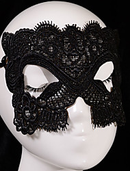 cheap -Halloween Mask Garden Theme Classic Theme Holiday Braided Fabric Artistic / Retro Classical Elegant & Luxurious 1 pcs Adults' Boys' Girls' Toy Gift / 14 years+
