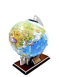 Недорогие -Шары / Наборы для моделирования / Обучающая игрушка карта Бумага / прибыль на акцию 49 pcs Подарок