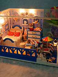 abordables -maison diy 1pc amour épais cadeaux créatifs un cadeau d'anniversaire lampe feux de jouets éducatifs conduit
