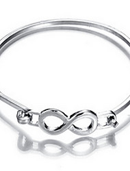 cheap -Women's Bracelet Bangles Ladies Bohemian Fashion Boho Alloy Bracelet Jewelry Silver / Golden For Daily Casual