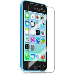 Недорогие -Защитная плёнка для экрана для Apple iPhone 6s / iPhone 6 / iPhone SE / 5s 2 штs Защитная пленка для экрана HD