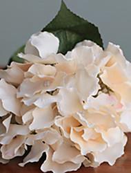 cheap -Hi-Q 1Pc 30Cm Artificial Flowers Hydrangea Flowers 6 Colors Home Decorations For Wedding Party Photography