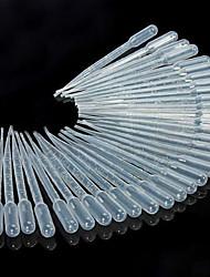 voordelige -50st 3ml pipetten druppelaars vloeibare oogdruppelspasteur voor laboratoriumkeuken