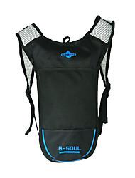 cheap -B-SOUL <20L Bike Hydration Pack & Water Bladder Cycling Backpack Multifunctional Waterproof Rain Waterproof Bike Bag Oxford Bicycle Bag Cycle Bag Cycling / Bike / Reflective Strips