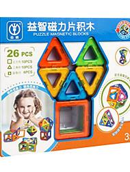 cheap -Building Blocks Construction Set Toys Educational Toy Kid's Adults' Boys' Girls' 26 pcs