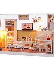 abordables -diy maison antipoussière ruban princesse lampe cadeaux créatifs 1pc une lampe présents feux de jouets éducatifs conduit