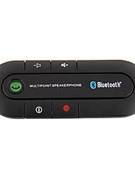 cheap -YuanYuanBenBen V4.0 Bluetooth Car Kit Sun visor style Car