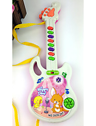 cheap -Music Toy Plastic White / Pink Leisure Hobby Music Toy