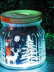 Недорогие -1шт новая стеклянная бутылка ночь свет лампы прекрасный дом водить ночи свет этапа