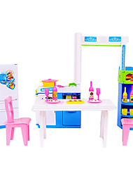 cheap -Dollhouse Accessory Lovely Furniture Plastic Toddler Girls' Toy Gift