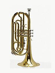 Недорогие -золотая краска походный тромбон