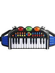 abordables -/ Métal / Plastique Bleu Puzzle Toy Toy Musique