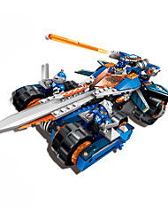 cheap -Building Blocks For Gift  Building Blocks / Plastic Blue Toys