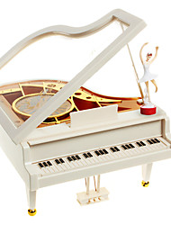 cheap -Music Box Piano Ballet Dancer Classic Music Dancing Kid's Adults Kids Gift Girls' Gift