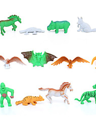 cheap -Display Model Novelty Special Plastic Boys' / Girls' Gift 12 pcs
