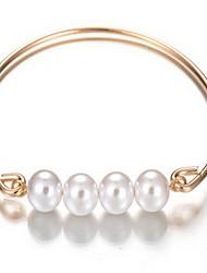 cheap -Women's Bracelet Bangles Anchor Bohemian Fashion Alloy Bracelet Jewelry Golden Anchor For Daily Casual