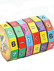 Недорогие -Игрушки для обучения математике Обучающая игрушка Экологичные пластик Классика Детские Игрушки Подарок