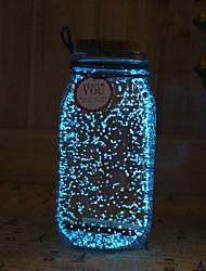 cheap -LED Night Light Decorative Solar 1 pc