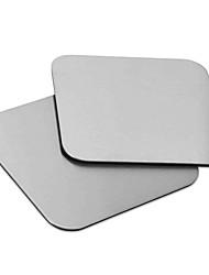 Недорогие -1шт нержавеющей стали украшения квадратные подставки Кубок мат стол аксессуары kitchware