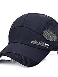 abordables -Chapeau Unisexe Faible Frottement pour Course / Running Pêche Exercice & Fitness Printemps Eté Automne