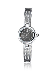cheap -jewelora Women's Fashion Watch Dress Watch Quartz Silver Shock Resistant Analog Charm Vintage Casual - Black