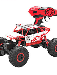 cheap -RC Car HB-P1801 4WD 2.4GH Buggy (Off-road) / Rock Climbing Car / Off Road Car 1:18 Brushless Electric Remote Control / RC / Rechargeable / Electric