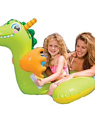 cheap -Water Play Equipment Inflatable Pool PVC(PolyVinyl Chloride) Summer Dragon Pool Kid's Adults'