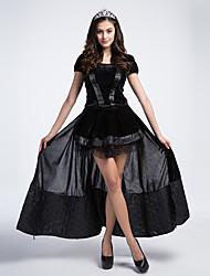 cheap -Fairytale Cosplay Costume Women's Halloween Carnival New Year Festival / Holiday Terylene Women's Carnival Costumes Solid Colored / Headwear