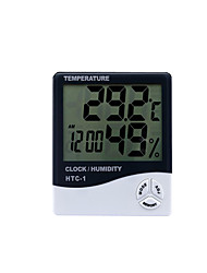cheap -Digital Hygrometer HTC-1 Indoor Thermometer, Accurate Temperature Humidity Monitor Meter for Home, Office, Greenhouse
