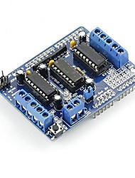cheap -L293D Motor Drive Shield For Arduino Duemilanove Mega UNO R3 AVR ATMEL