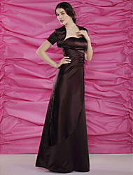cheap -Short Sleeve Satin Wedding / Party Evening / Casual Women's Wrap With Draping Shrugs