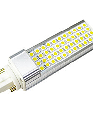 cheap -12 W LED Bi-pin Lights 900-1000 lm E14 G23 G24 T 44 LED Beads SMD 5050 Decorative Warm White Cold White 100-240 V 220-240 V 110-130 V / 1 pc / RoHS