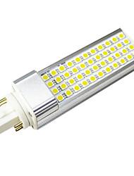 Недорогие -12 W Двухштырьковые LED лампы 900-1000 lm E14 G23 G24 T 44 Светодиодные бусины SMD 5050 Декоративная Тёплый белый Холодный белый 100-240 V 220-240 V 110-130 V / 1 шт. / RoHs