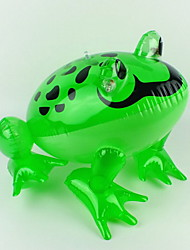 cheap -Fashion Light Up Toy Novelty Toy Frog PVC Green For Kids