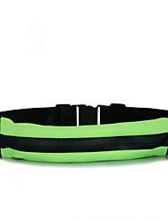 cheap -Running Belt Fanny Pack Waist Bag / Waist pack for Running Marathon Jogging Sports Bag Waterproof Quick Dry Phone / Iphone Nylon Unisex Running Bag / iPhone 8/7/6S/6