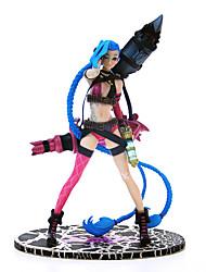 cheap -Jenks Kiniks Would Do Lolita Runaway League Jinx LOL Garage Kit Anime Action Figures Model Toy