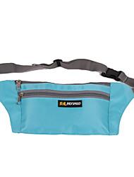 cheap -Waist Bag / Waistpack Belt Pouch / Belt Bag Fanny Pack for Marathon Sports Bag Multifunctional Close Body Anti-theft Running Bag Nylon Unisex / iPhone 8/7/6S/6