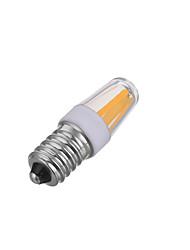 Недорогие -brelong 1 шт. e14 4led декоративные лампы накаливания ac220v белый / теплый белый