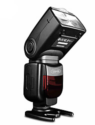 cheap -Sidande® DF-550 Speedlight SLR Camera External Top Flash Lamp Speedlight for Canon / Nikon / Pentax / Fujifilm / Samsung