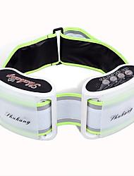 cheap -Abdomen Waist Massager Electric Vibration Relieve general fatigue Adjustable Dynamics ABS