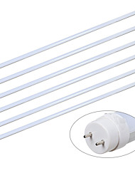 cheap -KWB 18 W Tube Lights 20000 lm T5 Tube 96 LED Beads SMD 2835 Waterproof Warm White Cold White Natural White 220-240 V 110-130 V