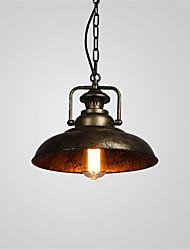cheap -Pendant Light Downlight Painted Finishes Metal Mini Style 110-120V / 220-240V Bulb Not Included / E26 / E27