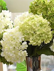 cheap -Silk Simple Style Bouquet Tabletop Flower Bouquet 1